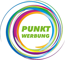 Logo Punktwerbung – Werbewekstatt in Berlin-Köpenick